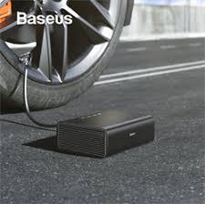 Автомобильный <b>компрессор Baseus Smart Inflator</b> Pump