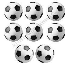32 mm <b>Foosball</b> Balls, <b>Soccer Table</b> Balls, Football <b>Table</b> Balls - <b>8</b> ...