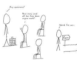 a stick figure guide to the advanced encryption standard aes aes act 1 scene 18 crypto question
