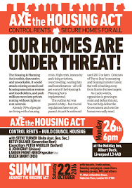 defend council housing dch campaign against privatisation of labour conference meeting