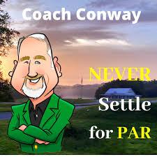 Never Settle for Par