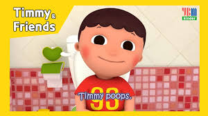 Toilet <b>time is fun</b> | Timmy&Friends | Kids Song | YBM Kinder - YouTube