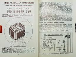 power for o 3 rail toy trains page 2 1033 instructions 1