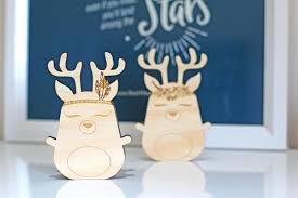 <b>Boho Deer</b> shelfie // wooden decor – the little blah!