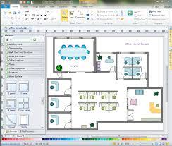 free download office floor plan software office layout software free