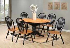 kitchen pedestal dining table set:  inch farmhouse single pedestal dining table with chairs and   butterfly leaf