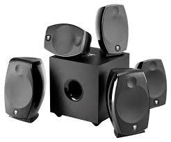 <b>Комплект акустики Focal Sib</b> Evo Dolby Atmos 5.1.2 — купить по ...