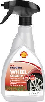 Купить <b>очиститель</b> дисков <b>Shell</b> Wheel Cleaner 0,5л, цена в Москве