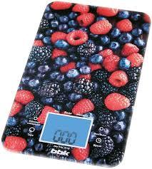 <b>Кухонные весы BBK KS107G</b> — купить в интернет-магазине ...