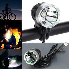 Jeoy 3000 Lumen XML <b>Q5</b> Interface <b>LED</b> Bike <b>Bicycle Light</b> ...