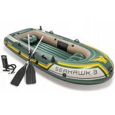 <b>Надувные лодки</b> и байдарки из ПВХ: <b>Intex</b> Explorer, Seahawk ...