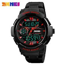 Shop SKMEI <b>1320</b> digital 2 times illuminated Wristwatch ...