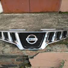 Радиаторная <b>решетка Nissan</b> x-trail T31 AXIS – купить в ...