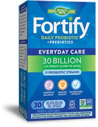 Products   <b>Fortify Probiotics</b>