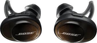 <b>Bose SoundSport Free</b> True Wireless Headphones Black 774373 ...