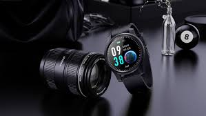 <b>Elephone R8 Smartwatch</b> is Available in Black & Silver Colors for ...