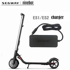 <b>Оригинальное зарядное устройство</b> для электрического скутера ...