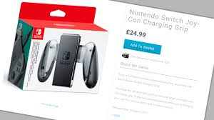 Why the Nintendo <b>Switch</b> Joy Con Charging Grip isn't worth buying ...
