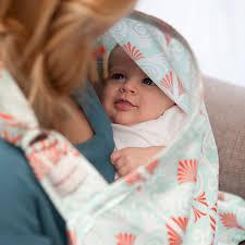 designer nursing cover by bebe au lait alexandria