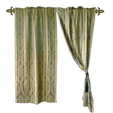 jacquard luxury curtains living