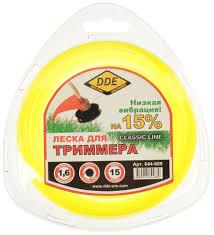 Купить <b>леска для триммера DDE</b> 644-689, цены в Москве на ...