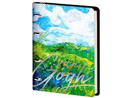 <b>Тетрадь Greenwich Line Vision</b> Van Gogh Fields А5 80 листов ...