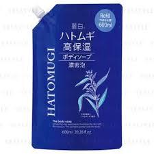 Buy <b>KUMANO</b> COSME - Reihaku Hatomugi The <b>Body Soap</b> Refill ...