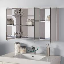Recessed Bathroom Mirror Cabinets Choosing Bathroom Medicine Cabinets And How To Organizing It