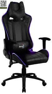 Геймерское <b>кресло Aerocool AC120</b> RGB купить за 25889 рублей ...