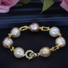 Жемчужный <b>браслет</b> Mixcolor, натуральный барочный <b>браслет</b> ...