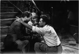 elia kazan s a streetcar d desire figure 4 1 director elia kazan confers mitch karl malden as blanche vivien leigh listens in