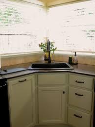 corner sinks design showcase: kitchen corner kitchen sink for inspiring layout your kitchen
