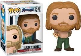 <b>Фигурка Funko POP</b>! Bobble: <b>Marvel</b>: <b>Avengers</b> Endgame: Thor w ...