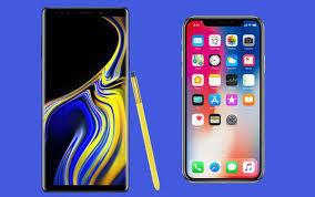 Galaxy Note9 đọ sức iPhone X: 5 bằng chứng cho thấy Samsung ...
