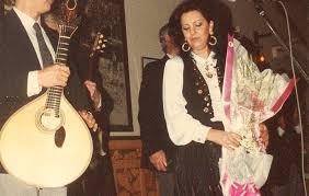 Fadista Teresa Tarouca morreu hoje aos 77 anos