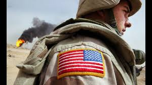 Here's why the <b>American flag</b> is reversed on <b>military</b> uniforms ...