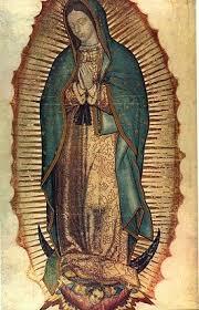 Icon of Nuestra Señora de Guadalupe