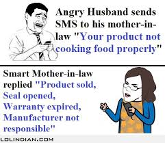 Angry husband complains about wife | husband. and wife funny ... via Relatably.com