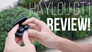 The BEST $20 TWS Earbuds - <b>Haylou GT1</b> FULL Review - YouTube