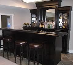 image of ideas bar furniture for home black mini bar home