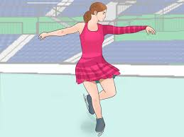 how to try ice skating for the first time steps become a figure skater