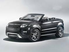 Кабриолет <b>Range Rover Evoque</b> Convertible получился тяжёлым ...