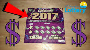 new celebrate nc lottery ticket new 20 000 celebrate 1278812017127881 nc lottery ticket