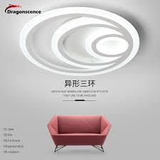 <b>Dragonscence Modern led</b> Ceiling light Remote Ceiling lamp fixture ...