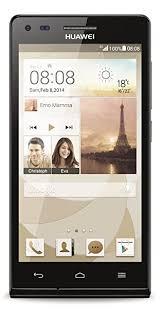 Huawei Ascend P7 mini Smartphone 11,4 cm schwarz: Amazon.de ...