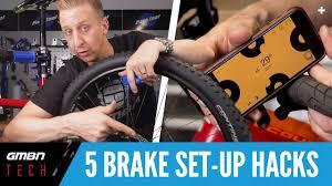 Hydraulic <b>Mountain Bike Brake</b> Setup Hacks | GMBN Top 5 - YouTube
