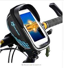 Buy <b>ROCKBROS</b> Sport <b>Bike Bicycle</b> Front Bag <b>Touchscreen Cycling</b> ...