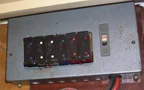 richard coombs electrical safety dunblane traditional fuse box