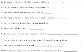 homework   Year   Spanish