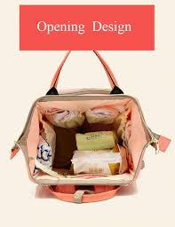 <b>Lequeen Fashion Mummy Maternity</b> Nappy Bag Brand Large ...
